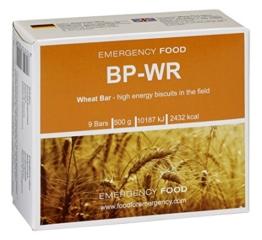 BP WR - Emergency Food - Notverpflegung, Langzeitnahrung das neue BP5 -