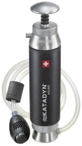 Katadyn Pocket Filter schwarz -