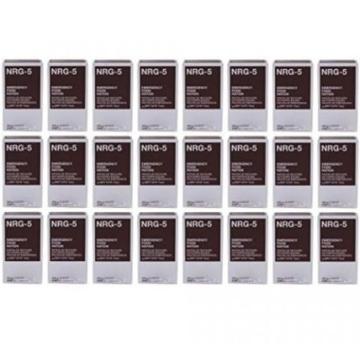 Notverpflegung, NRG-5, 1 Karton mit 24 Packungen a 500 g, Notration -