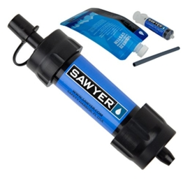 Sawyer MINI Wasserfilter Wasseraufbereitung Outdoor Water Filter -