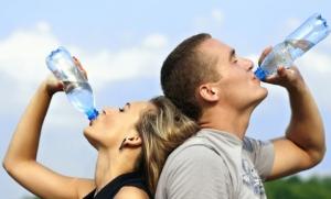 trinkwasser vorrat