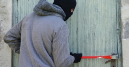 wohnung gegen einbrecher schützen