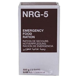 5x Notration NRG-5 Notverpflegung - 1